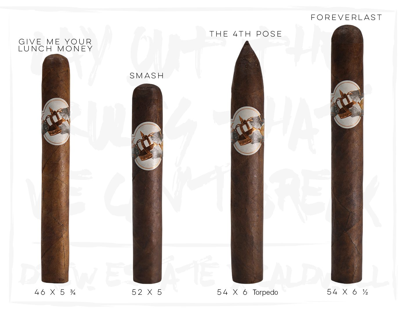 Cigar News: Caldwell Cigar Co. & Drew Estate Announce All Out Kings
