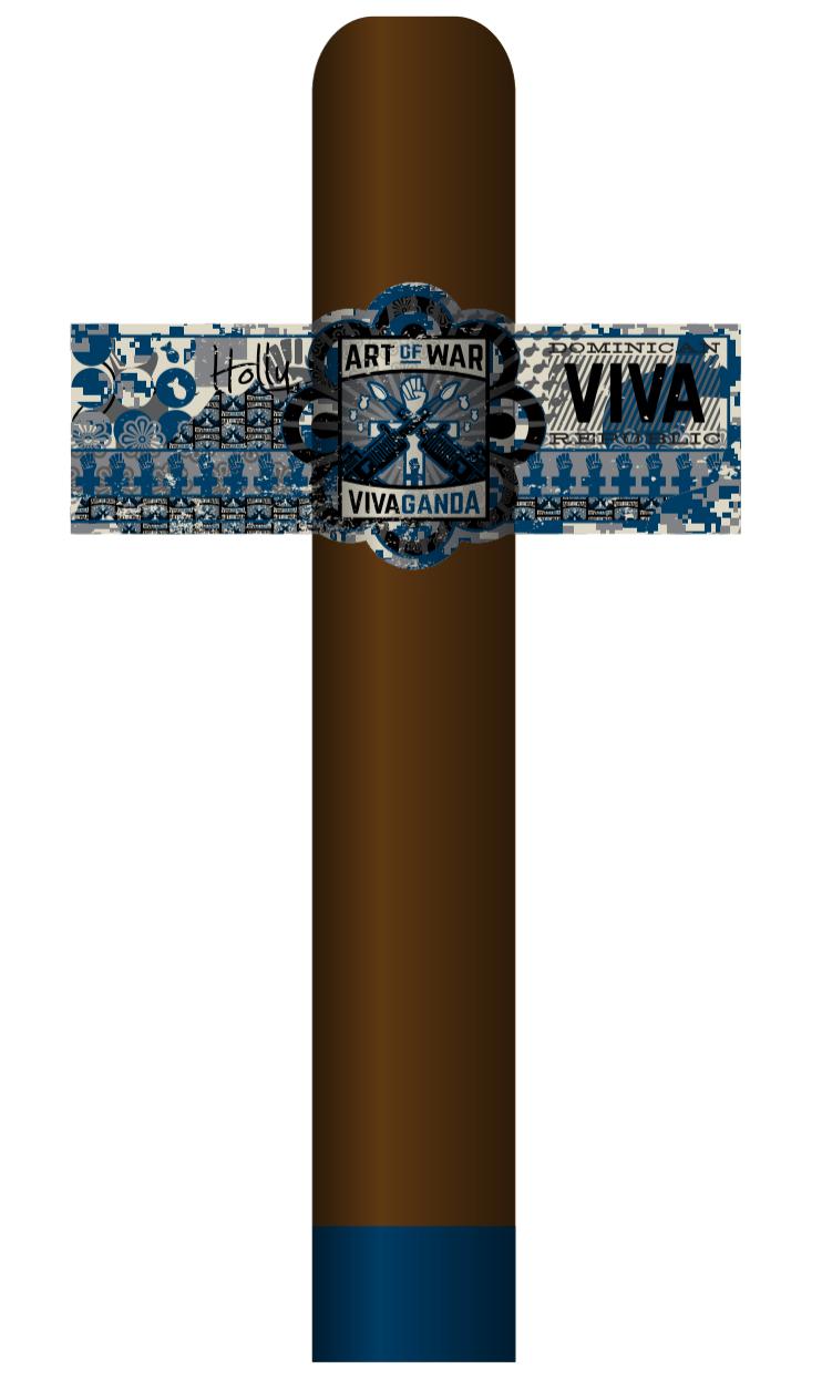 Cigar News: Viva Republica Announces Art of War