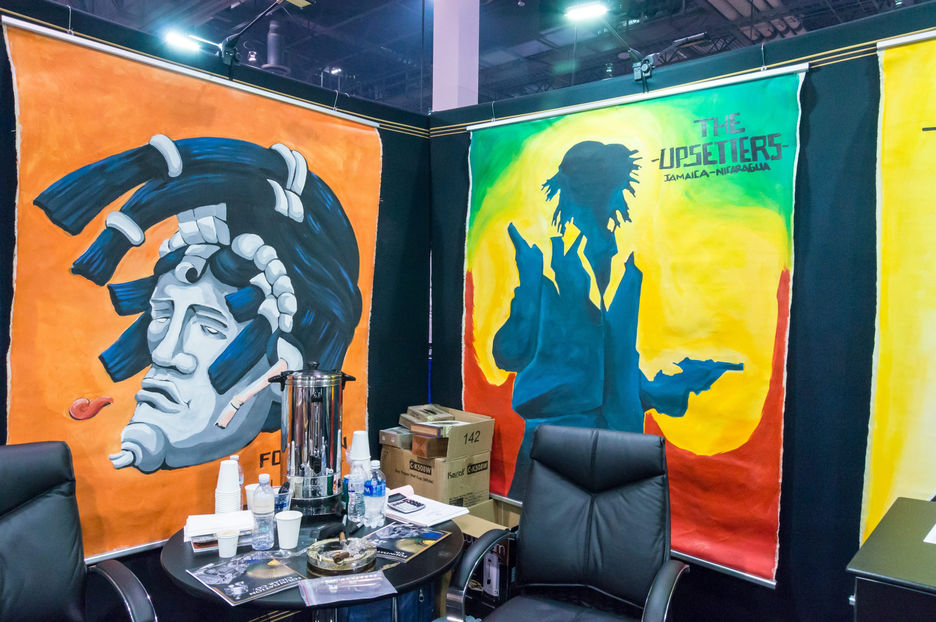 IPCPR: 2016 – Foundation Cigar Co. Plus Nick Melillo Interview