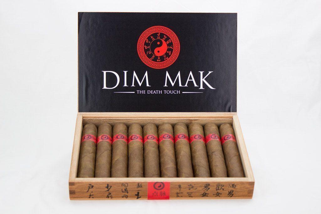 Cigar News: MoyaRuiz Cigars Announces Dim Mak – The Death Touch