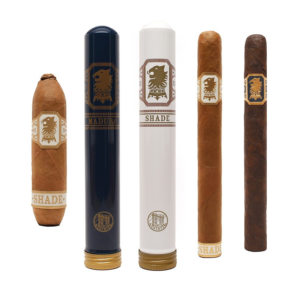Cigar News: Drew Estate Announces Undercrown Line Extensions including Shade Flying Pig