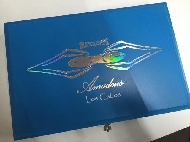Cigar News: Recluse Announces Amadeus Los Cabos