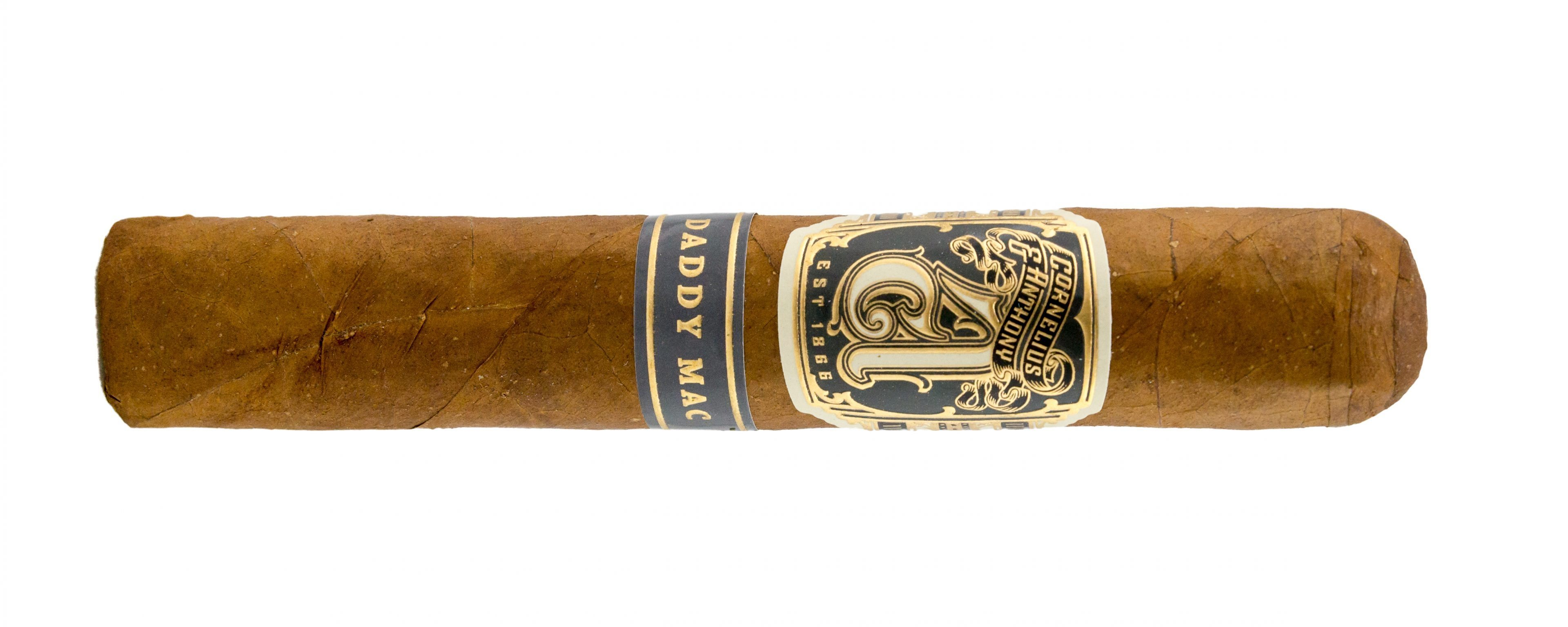 Blind Cigar Review: Cornelius & Anthony | Daddy Mac Robusto