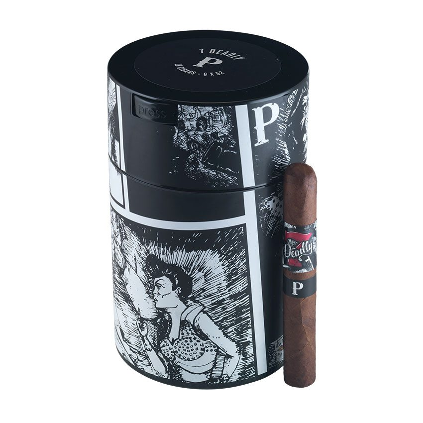 Cigar News: Famous Smoke Releases Seven Deadly Sins