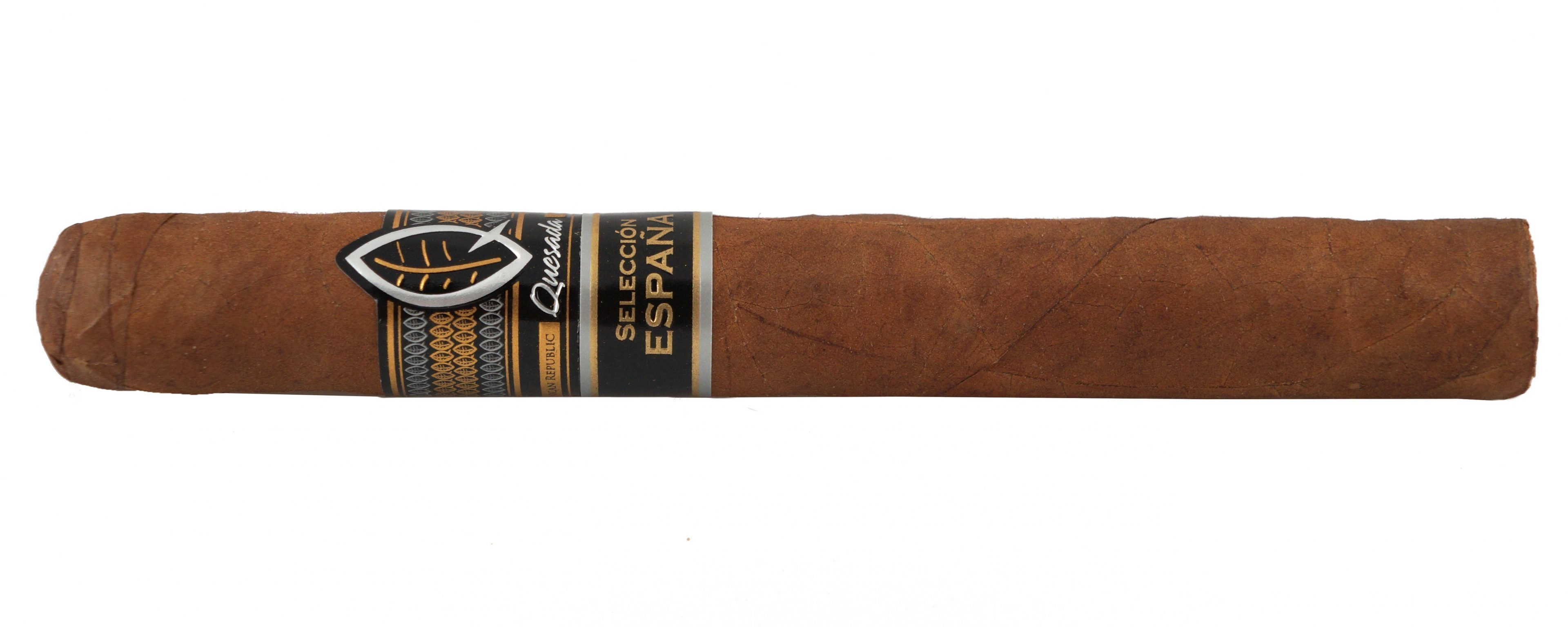 Blind Cigar Review: Quesada | Seleccion Espana Corona