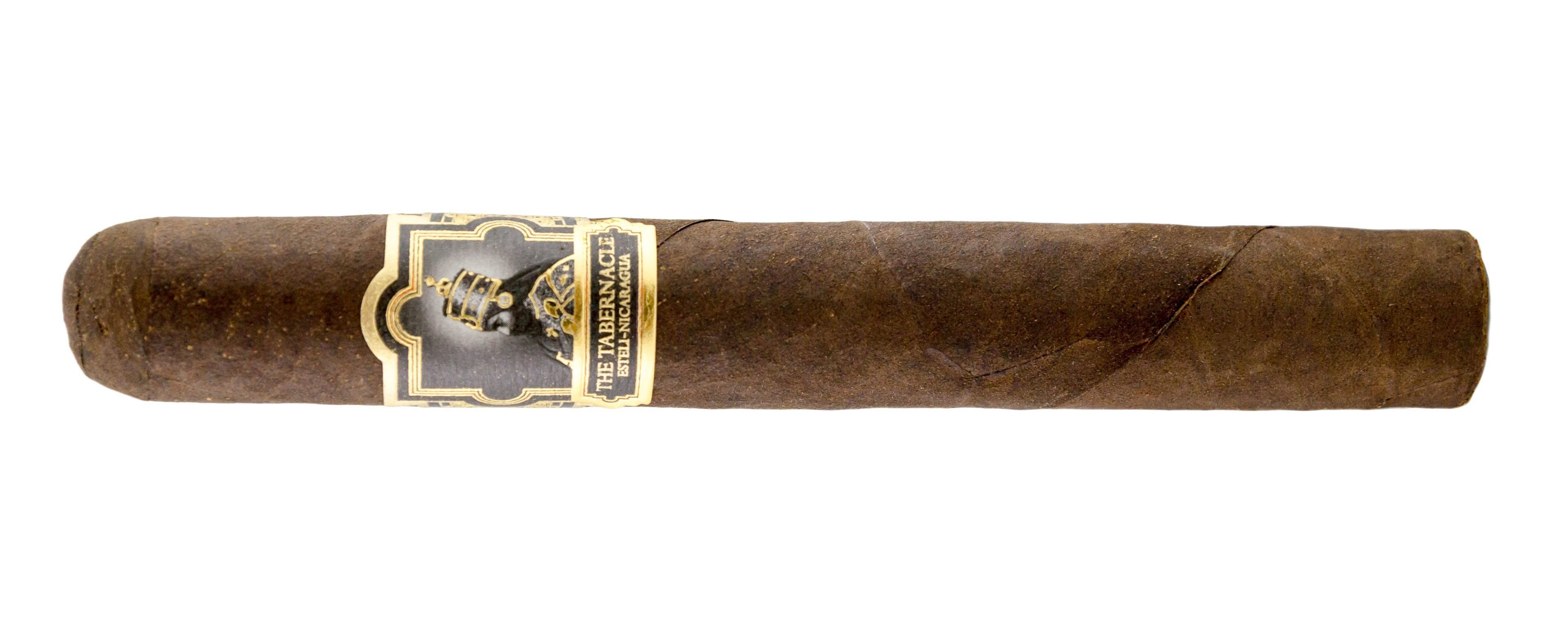 Blind Cigar Review: Foundation | The Tabernacle Toro