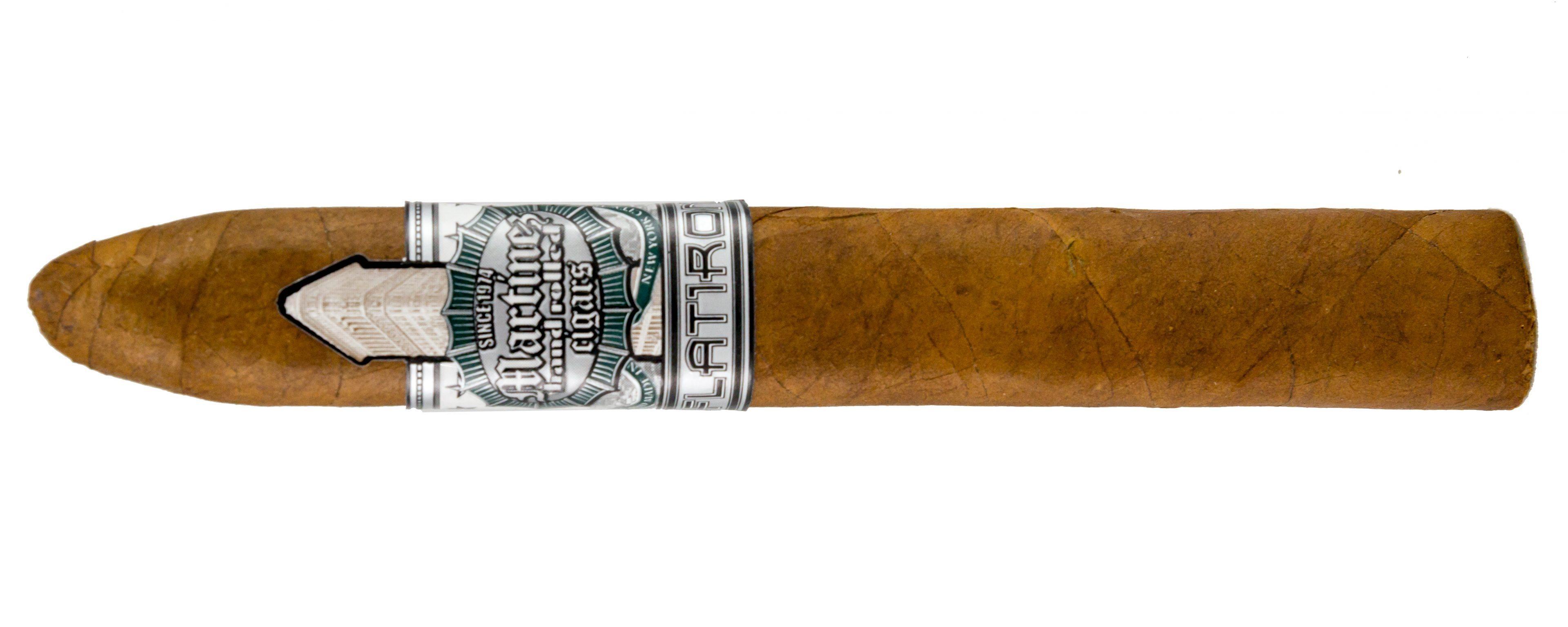 Blind Cigar Review: Martinez | Flatiron #2