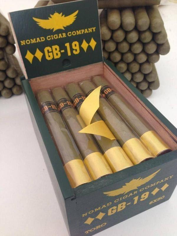 Cigar News: Nomad Cigar Co. Extends Reach of GB-19 for Football Season