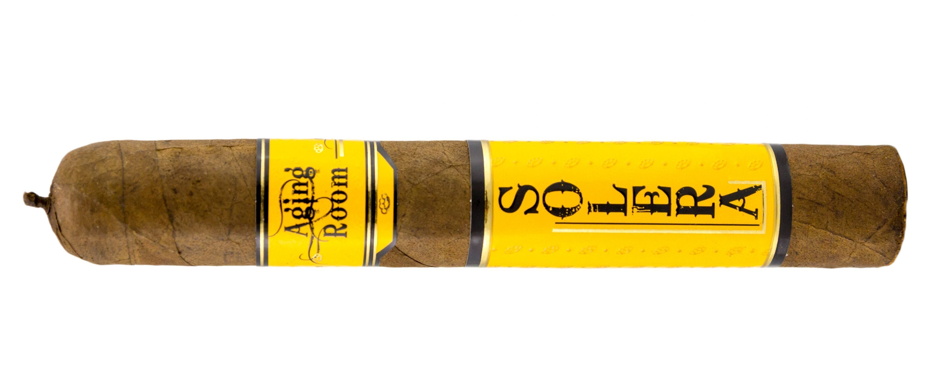 Blind Cigar Review: Aging Room | Solera Sungrown Fantastico