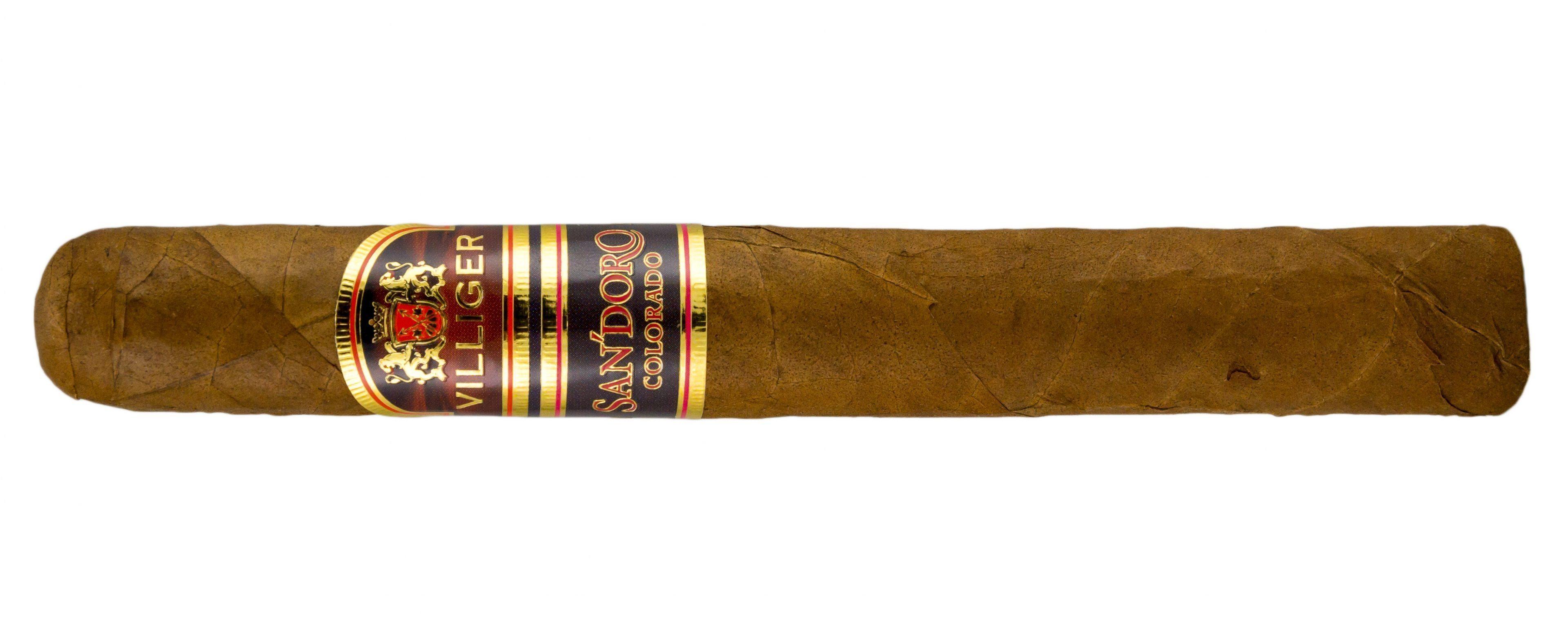 Blind Cigar Review: Villiger | San'Doro Colorado Toro