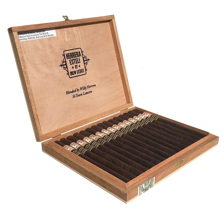 Cigar News: Drew Estate Announces Herrera Estelí Edicíon Limitada H-Town Lancero for Stogies
