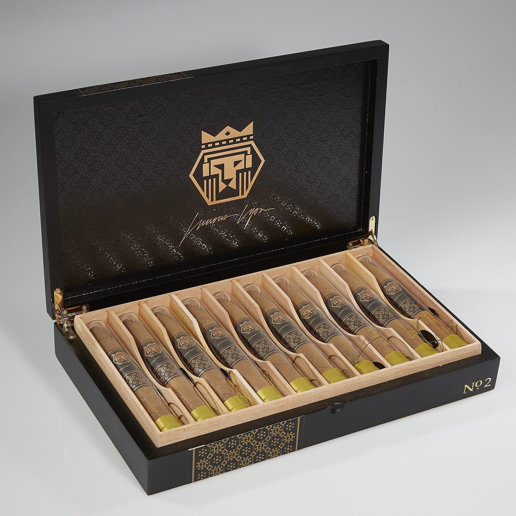 "Cigar News: Meier & Dutch Announce ""Lucious Lyon"""