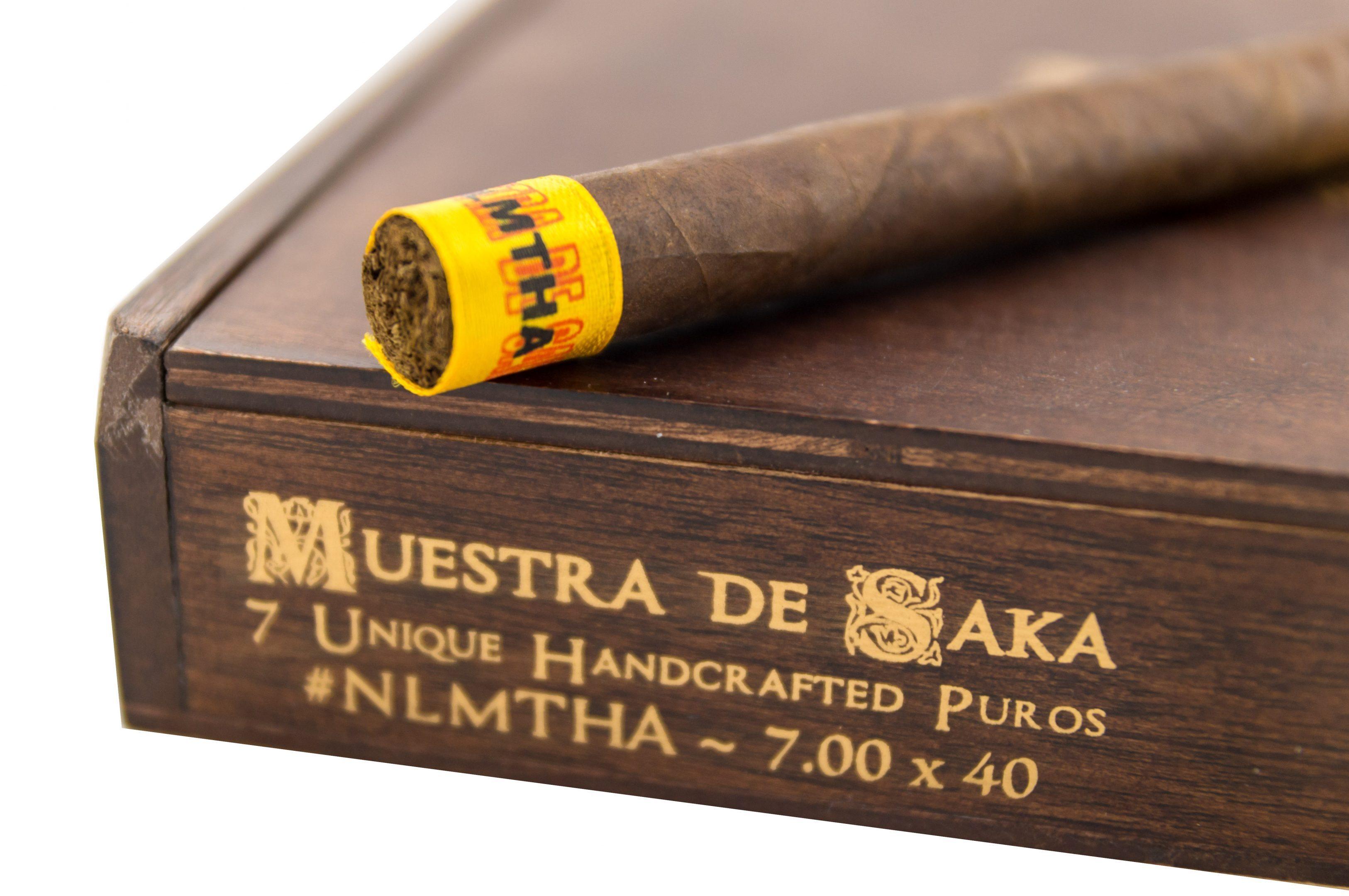 Quick Cigar Review: Dunbarton Tobacco & Trust | Muestra de Saka #NLMTHA