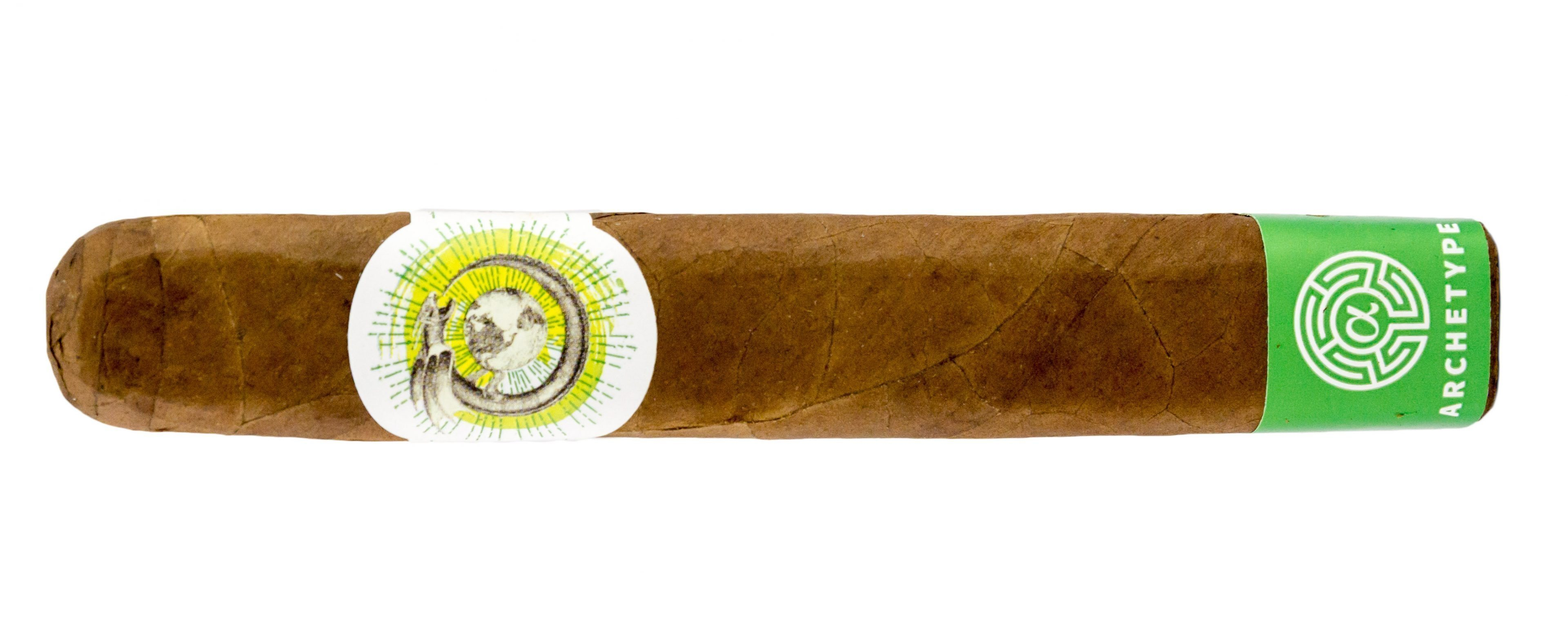 Blind Cigar Review: Ventura | Archetype Strange Passage Robusto