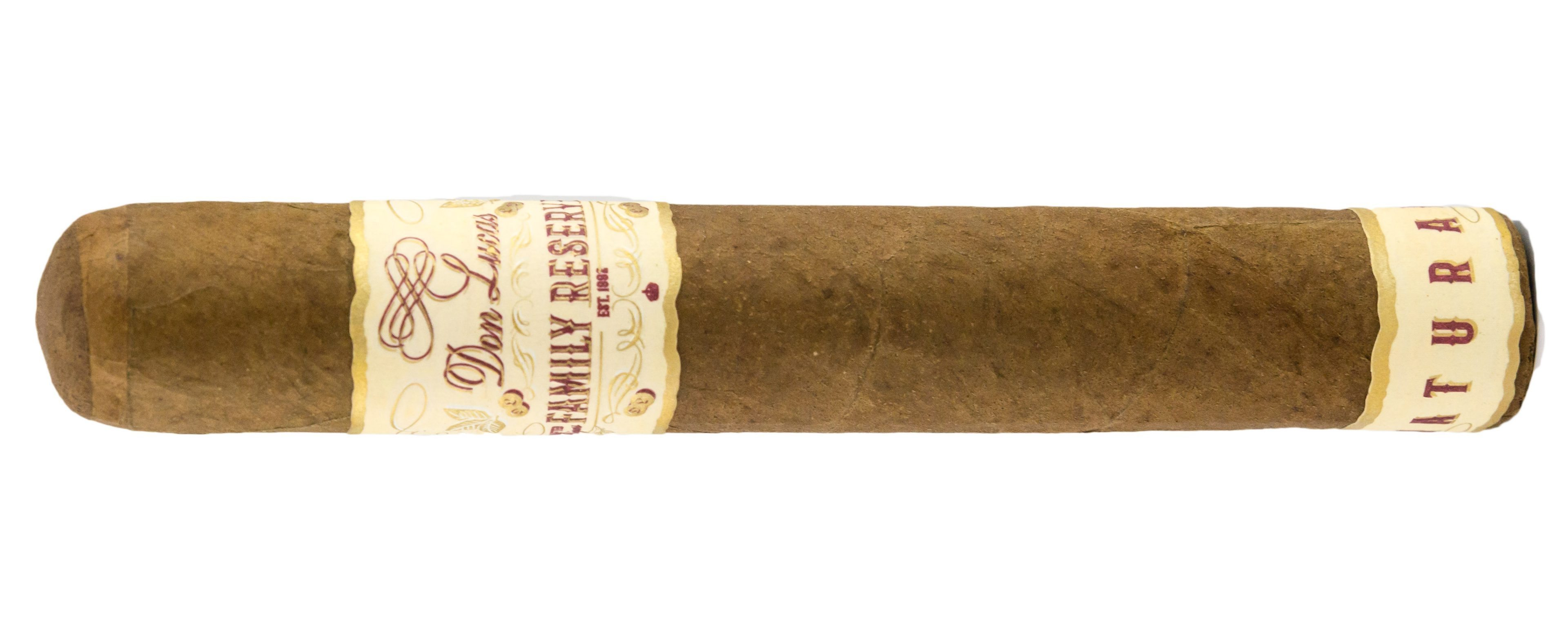 Blind Cigar Review: Don Lucas | Family Reserve Natural