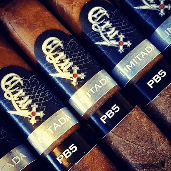 Cigar News: Crux Cigars Limitada PB5 Second Release Arriving at Retailers
