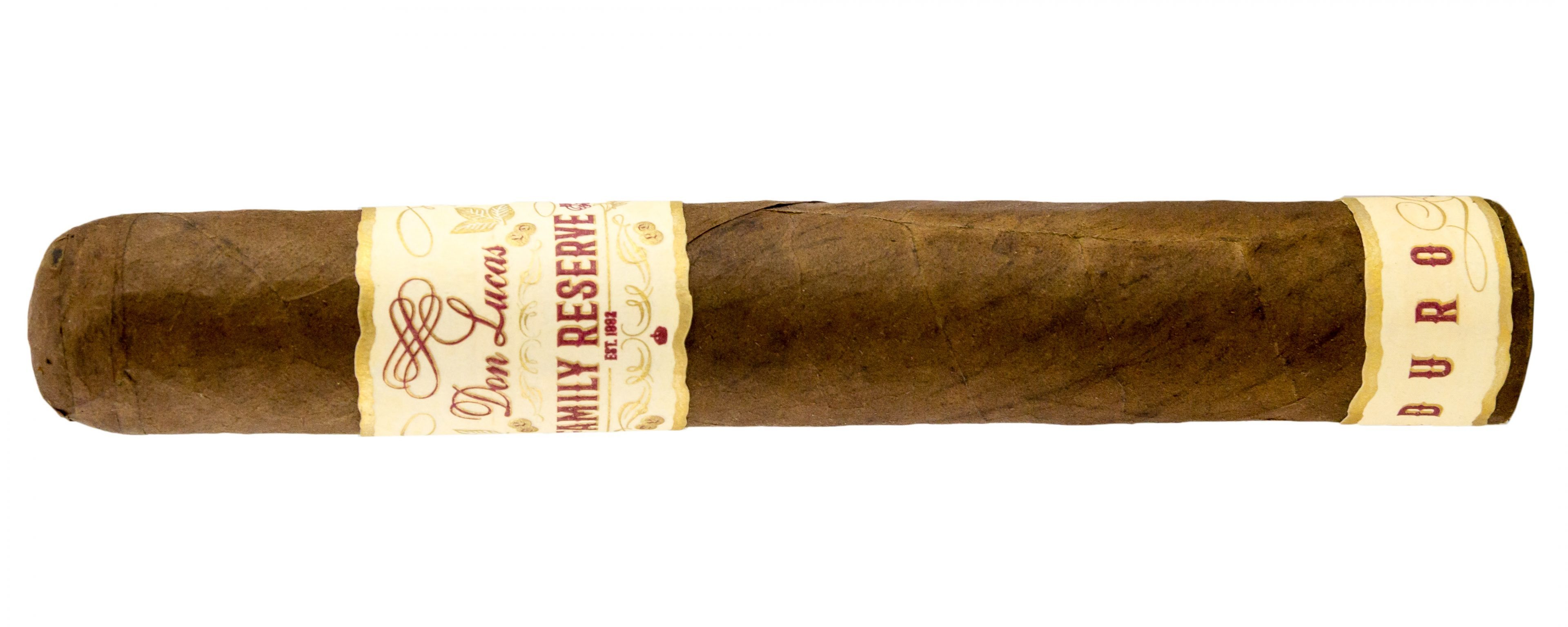 Blind Cigar Review: Don Lucas | Family Reserve Maduro