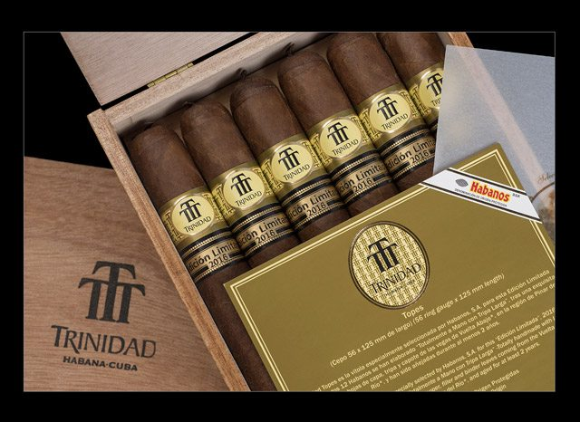 Cigar News: Habanos S.A. Announces 2016 Ediciones Limitadas