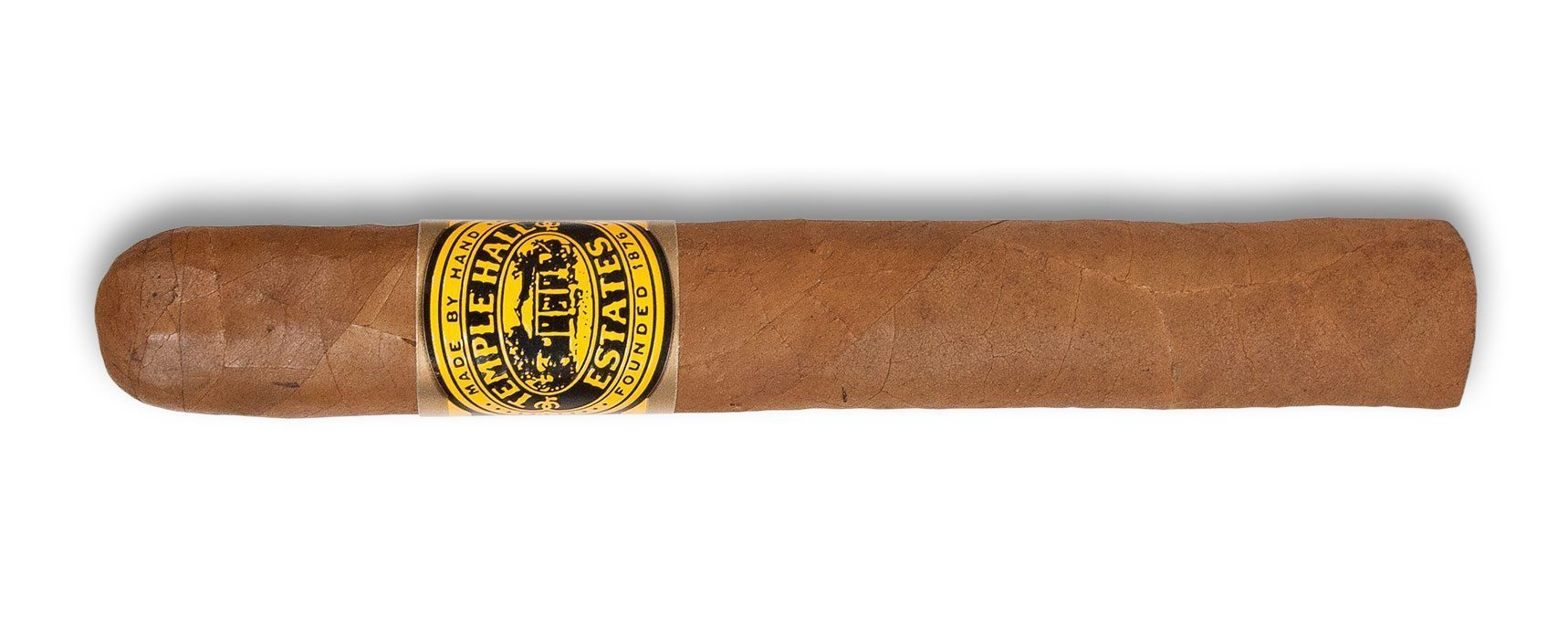 Cigar News: Foundry Tobacco Company Releases Temple Hall Estates