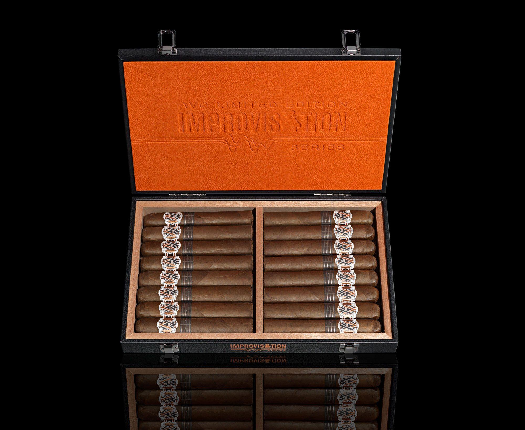 Cigar News: Davidoff Announces AVO Improvisation LE17