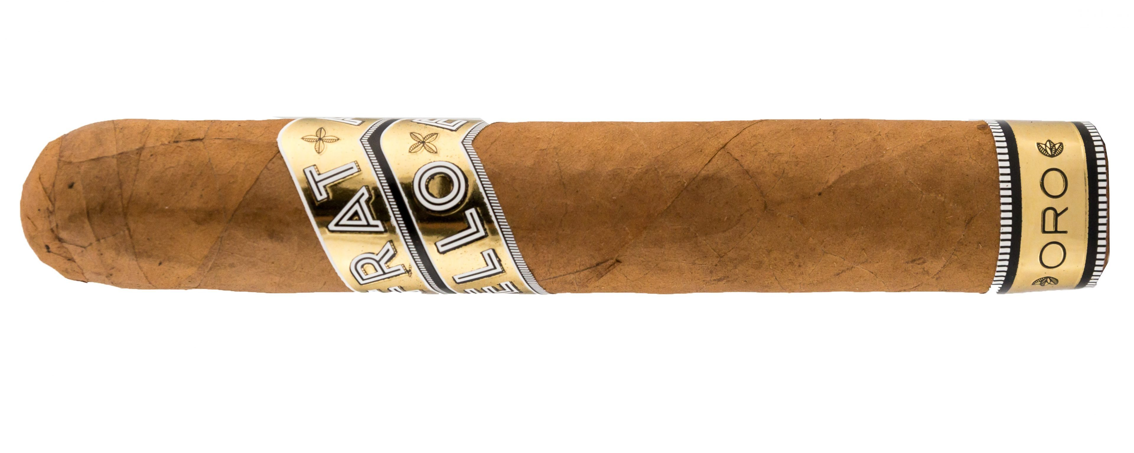 Blind Cigar Review: Fratello | Oro Robusto