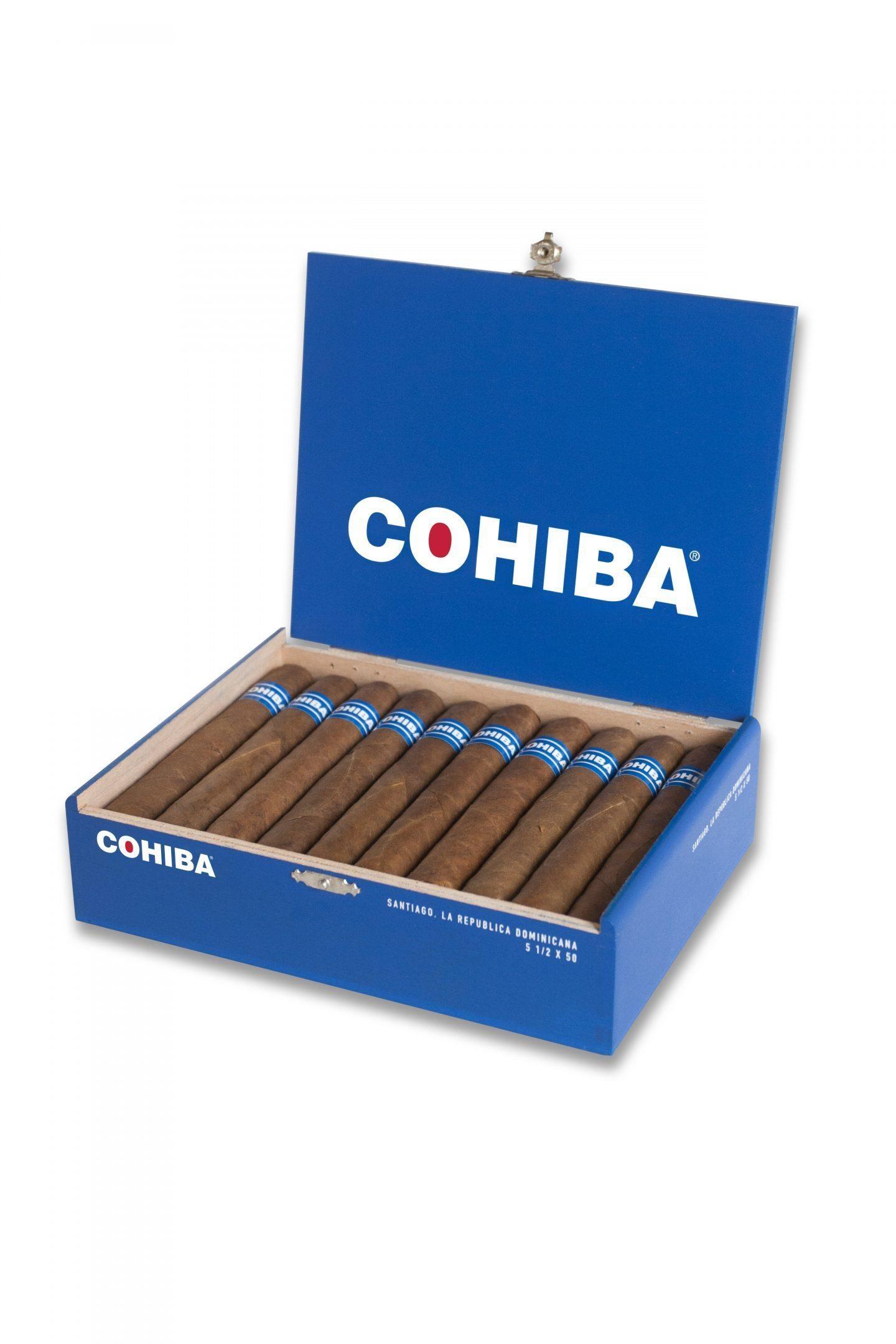 Cigar News: General Cigar Announces Cohiba Blue