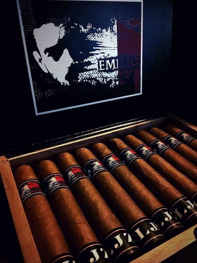 Cigar News: Boutiques Unified Announces Emilio LJZ