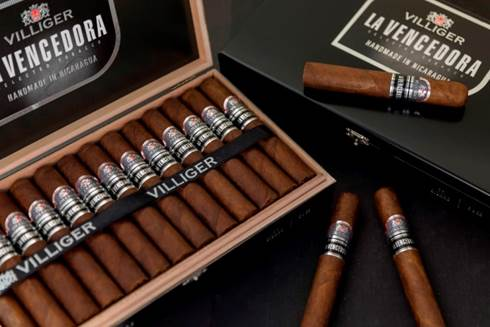 Cigar News: Villiger Announces La Vencedora Gordo