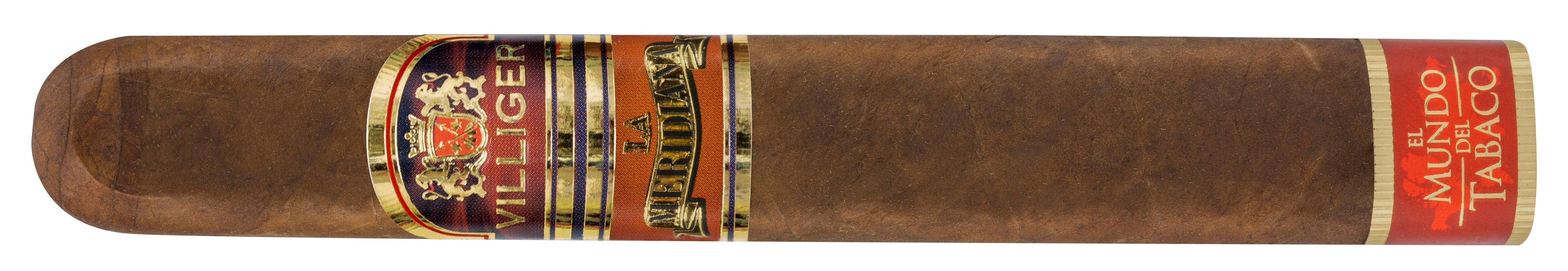 Cigar News: Villiger Debuts La Meridiana