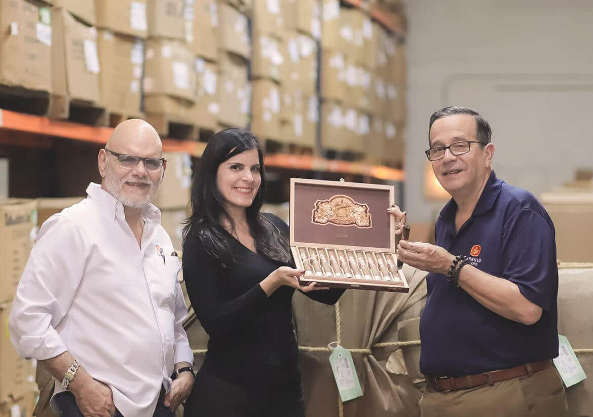 Cigar News: José Blanco Leaves E.P. Carrillo