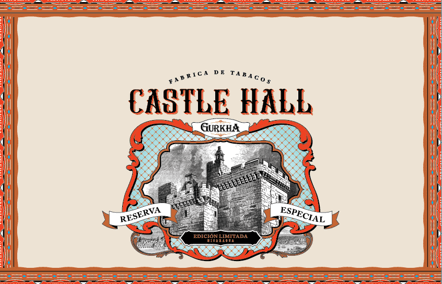 Cigar News: Gurkha Announces Castle Hall And Prize Fighter Maduro for TPE