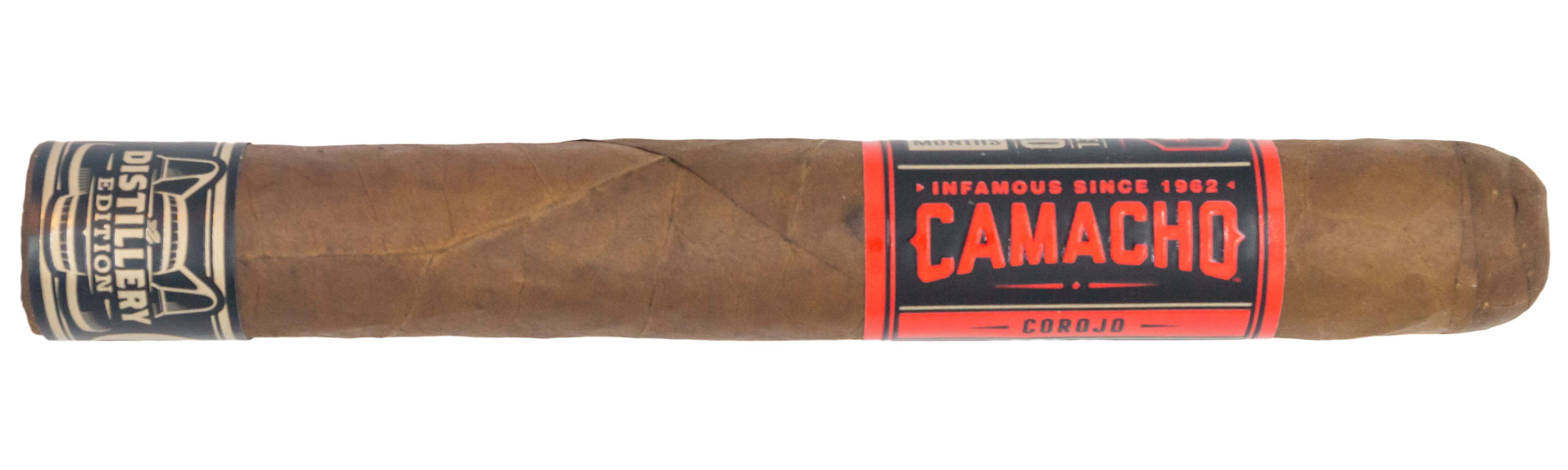 Blind Cigar Review: Camacho | Distillery Edition Corojo Toro