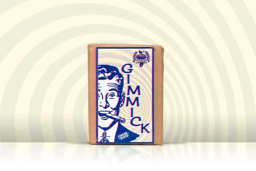 "Cigar News: Cigar Dojo, Lost & Found Collaborate on ""Gimmick"""